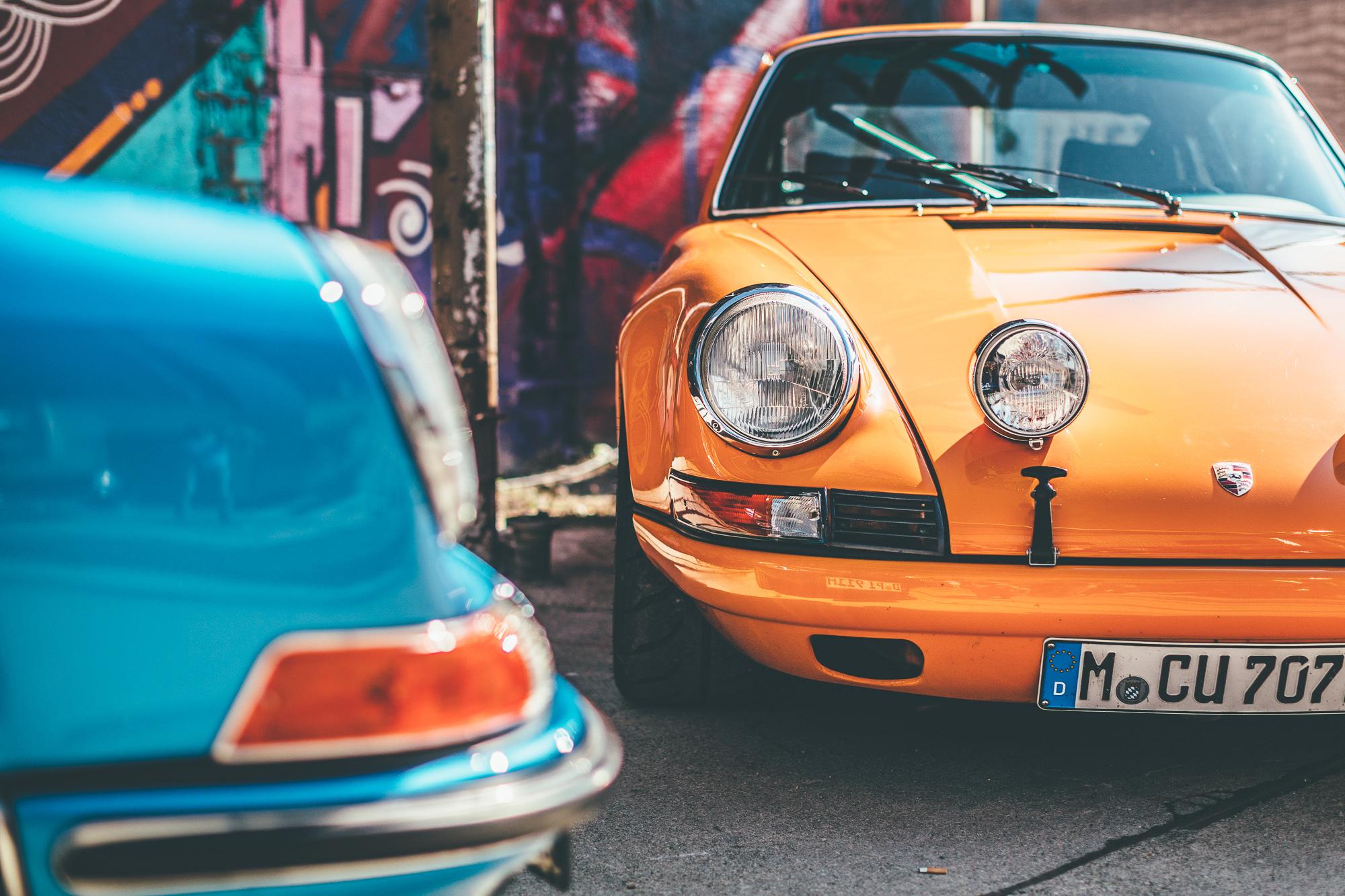 LUFTGEKÜHLT MÜNCHEN: Das schönste Autotreffen, das Europa je gesehen hat