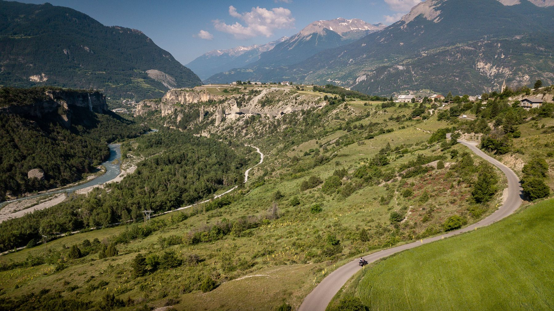 URAL MOTORCYCLES, AND MOTUL PRESENT: A MOTORCYCLE DIARIES ADVENTURE FROM FRANCE TO AUSTRIA!