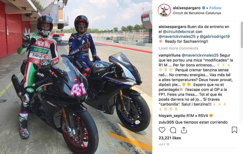 Who's Living That IG Life? The most active riders on Social…
