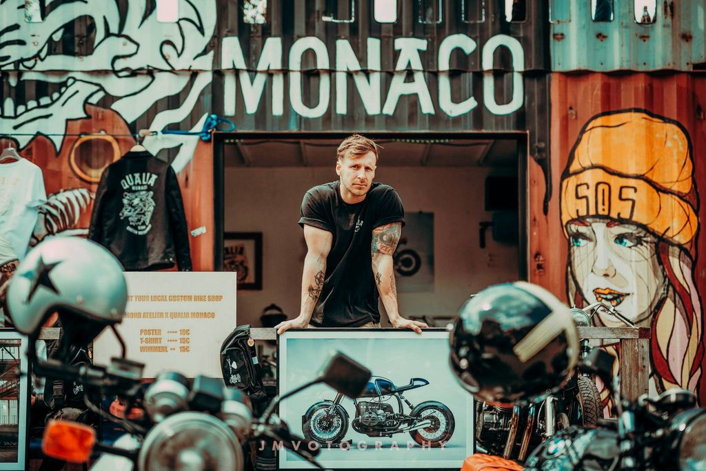 Hi Daniel, we would love to hear your backstory. How did you end up setting up a custom motorcycle business?