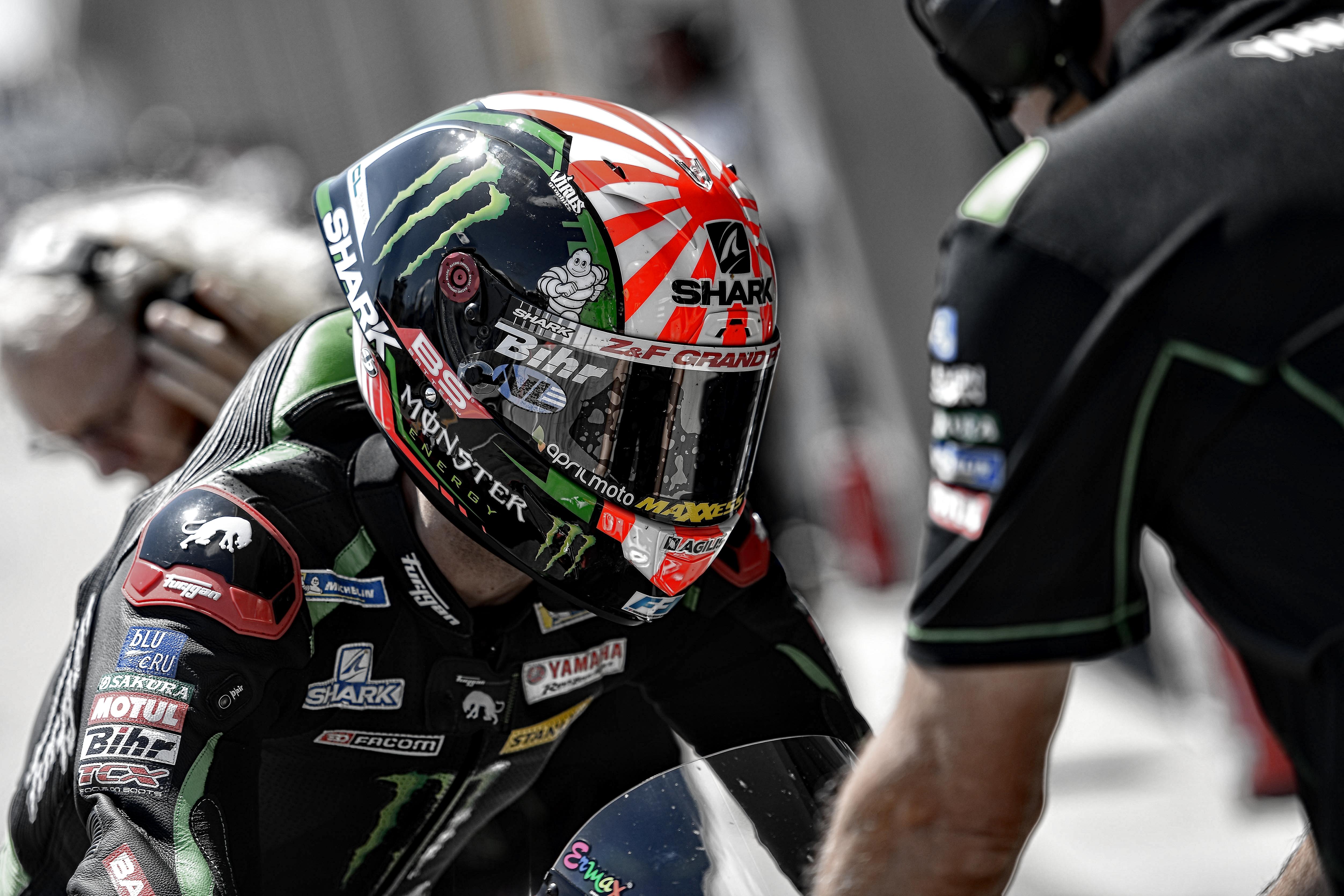 Anwendung in der MotoGP