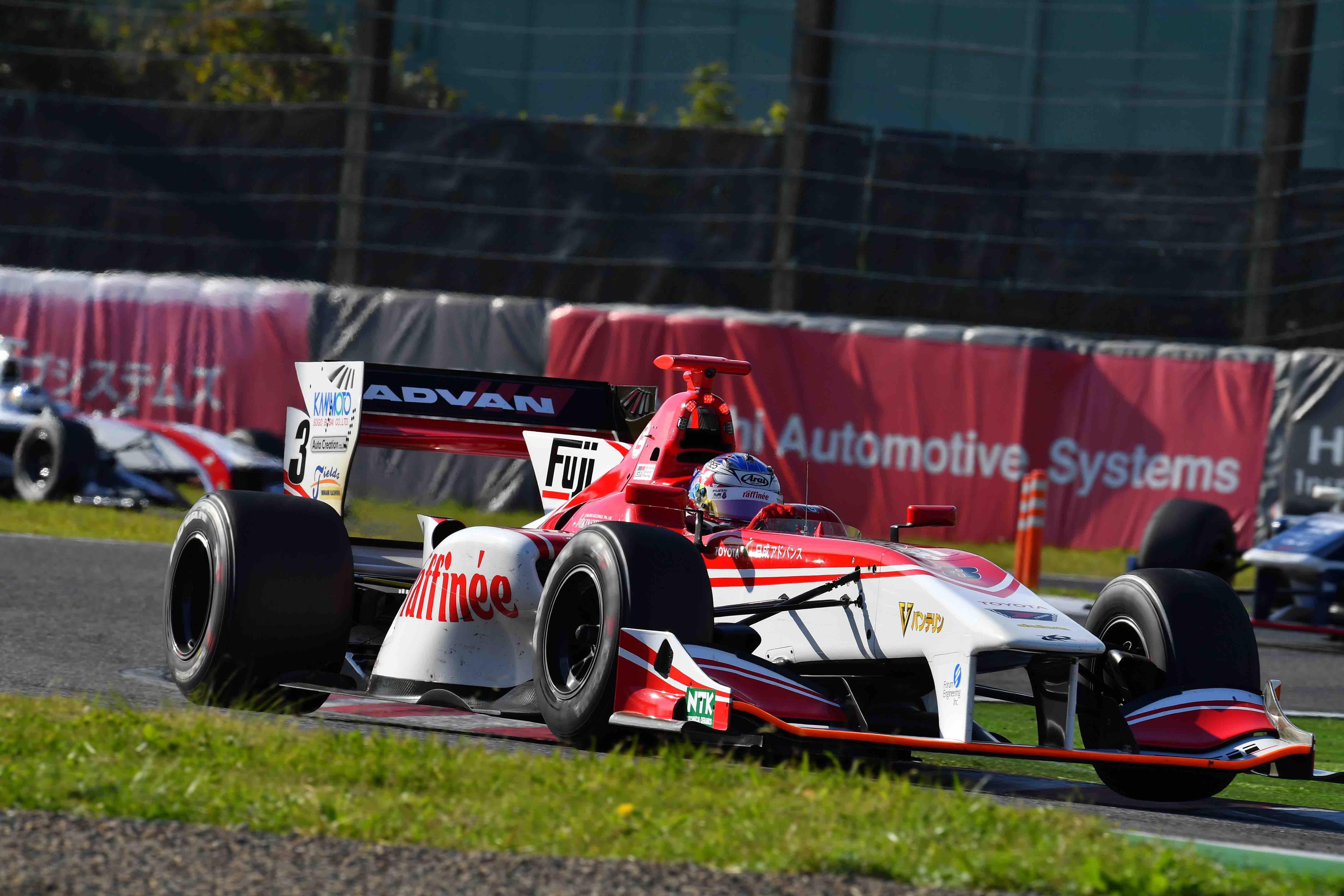 Team Mugen snatches the Super Formula crown after a five-way battle