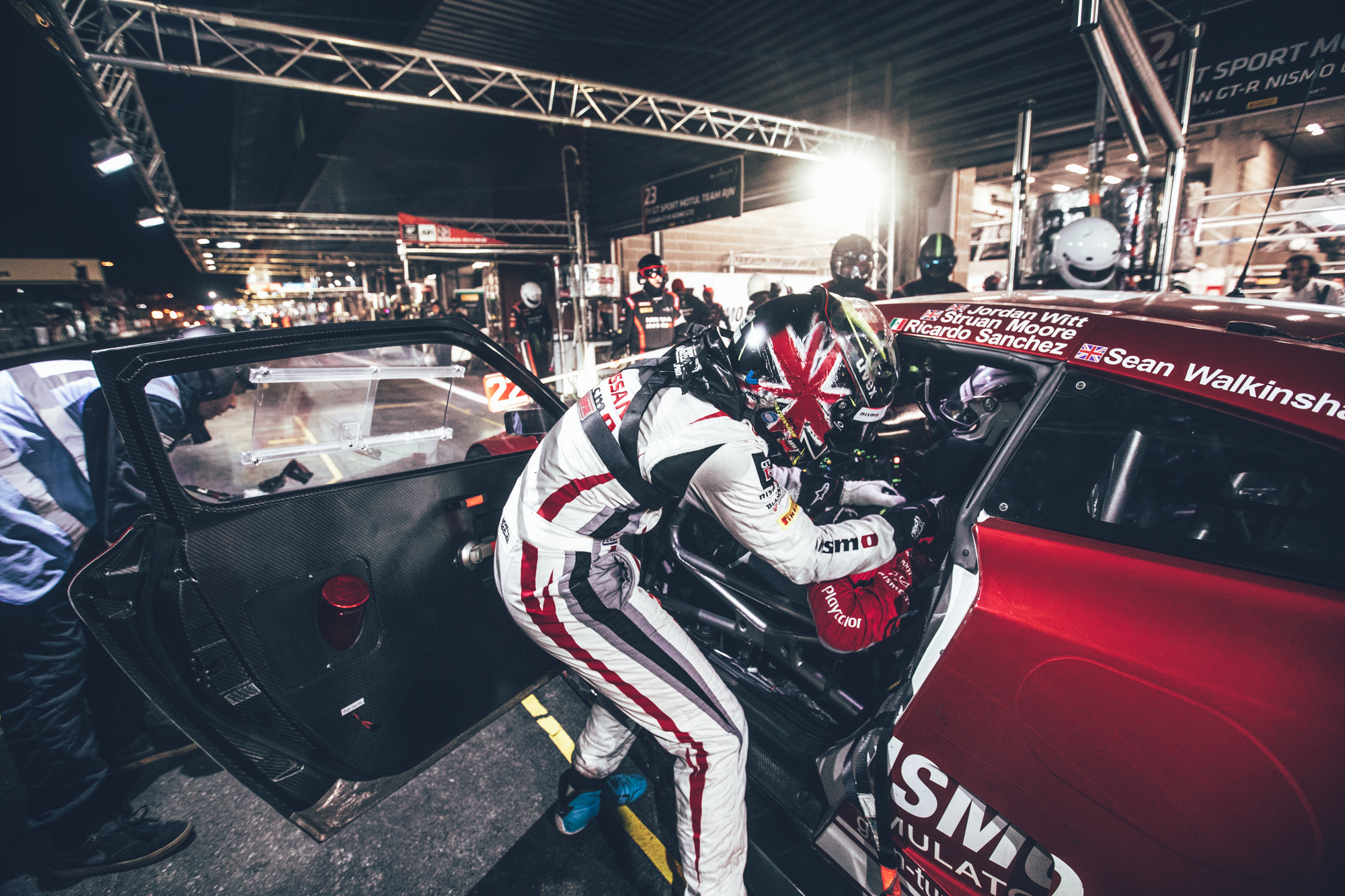 WHAT'S THE HARDEST PART OF AN ENDURANCE RACE?