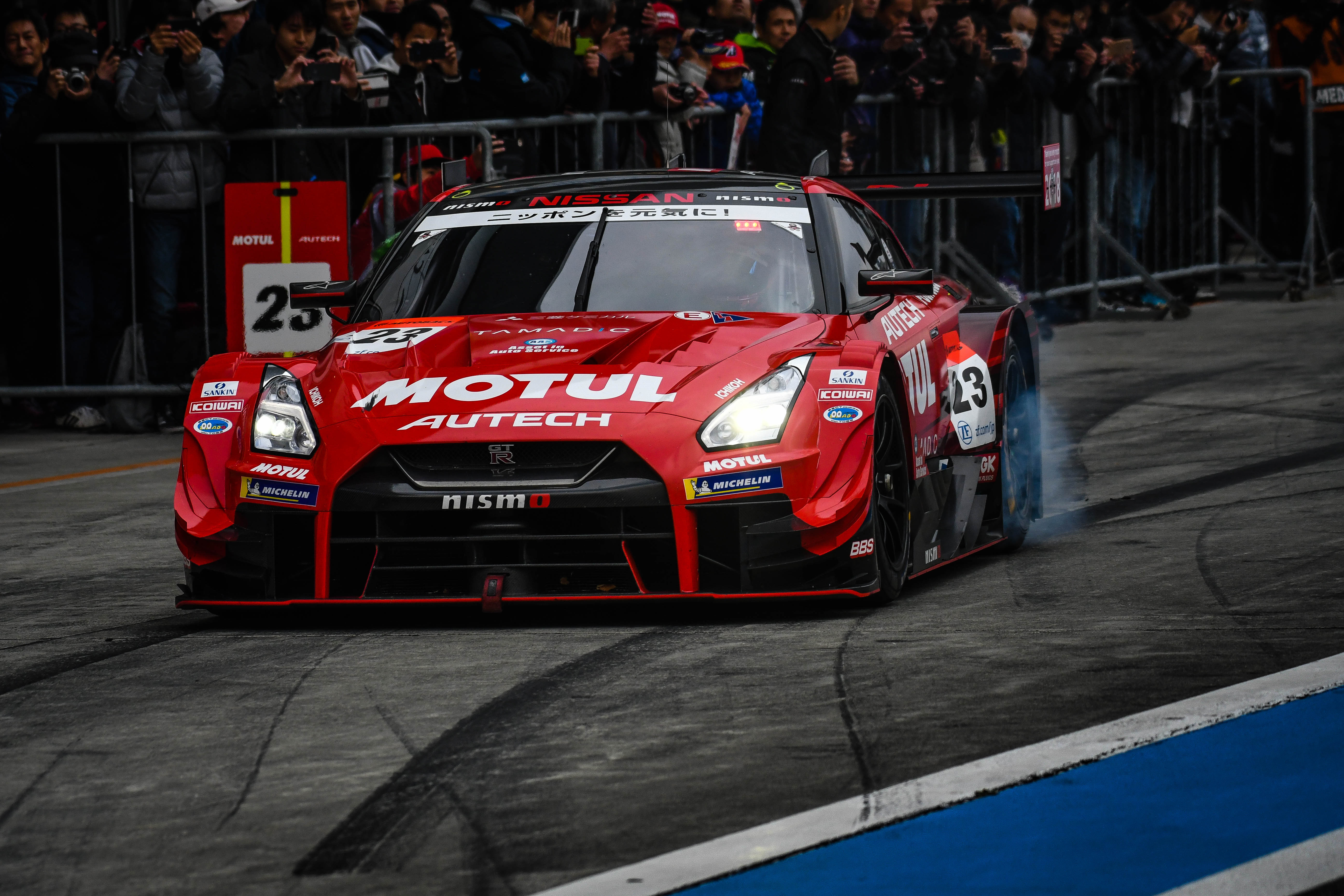 NISMO CELEBRATES THE PAST AND LOOKS TO THE FUTURE