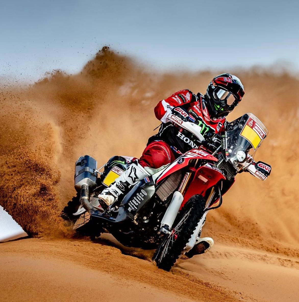 A Motul está se preparando para mais uma vez enfrentar o lendário Rally Dakar