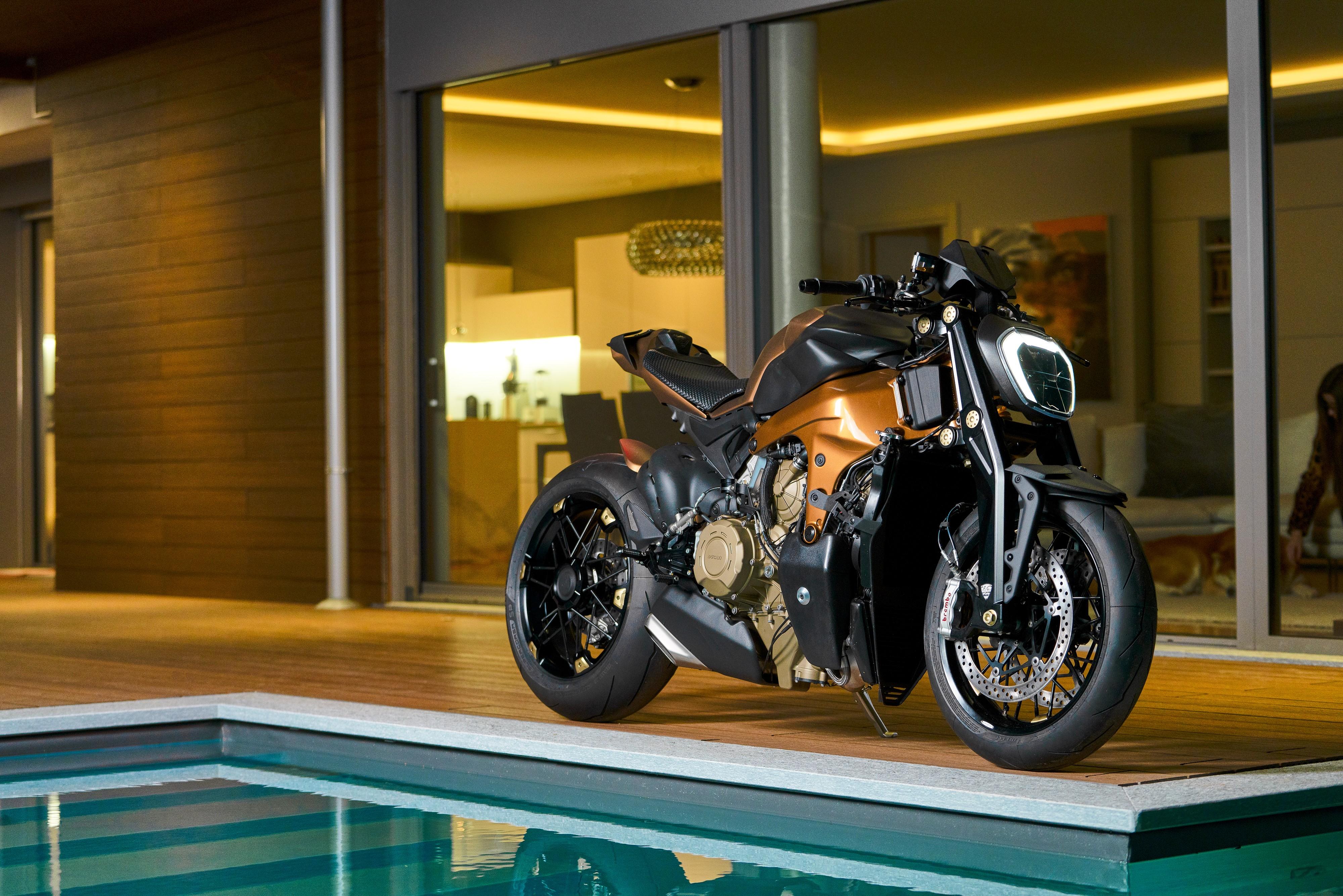 Motor Bike Expo in Verona