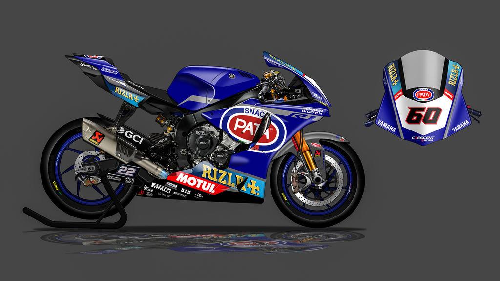 Motul opět podporuje WorldSBK s oficiálním týmem Yamaha