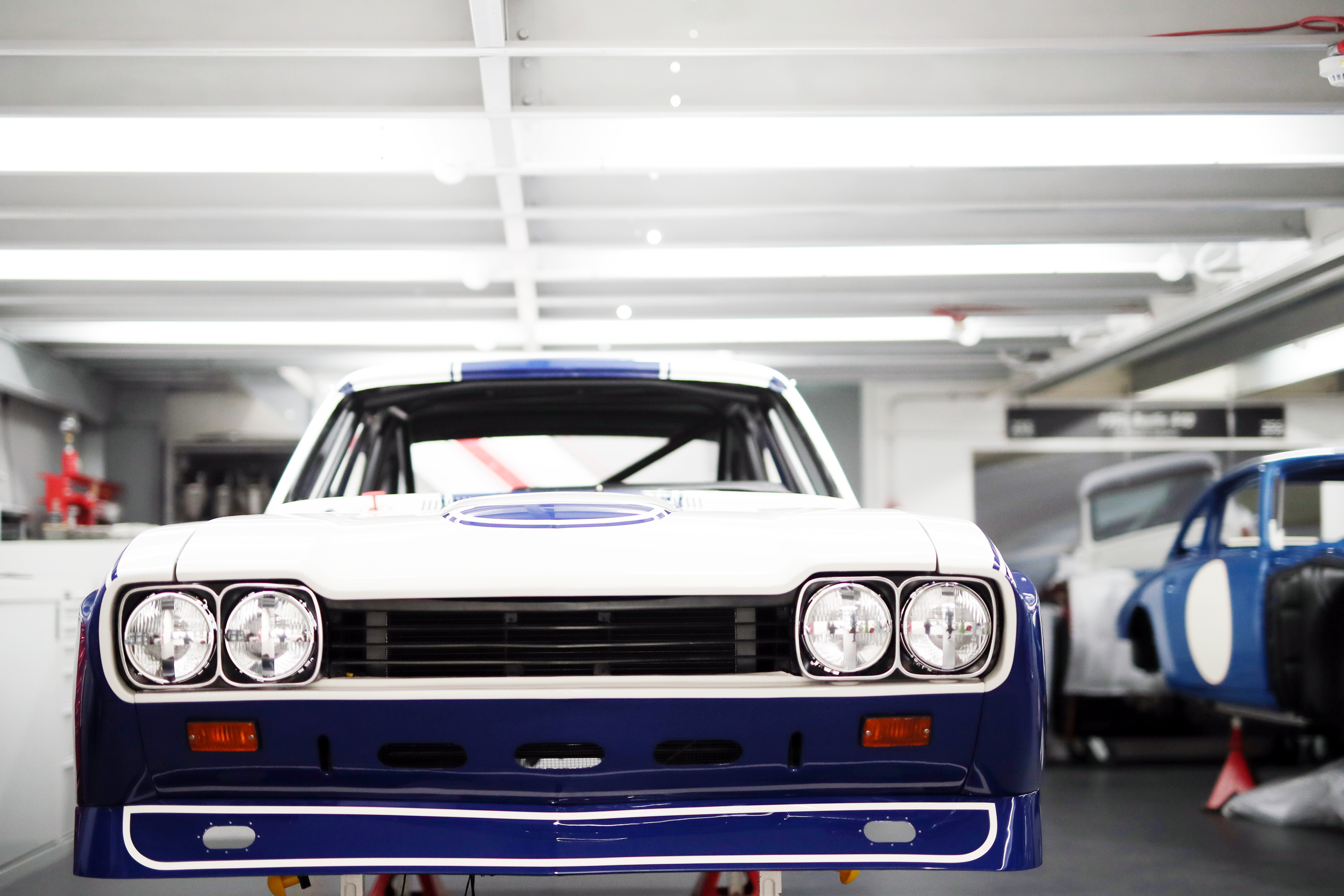 We tend to see on the market a huge rise in interest in the classic car business, what's causing this you think?