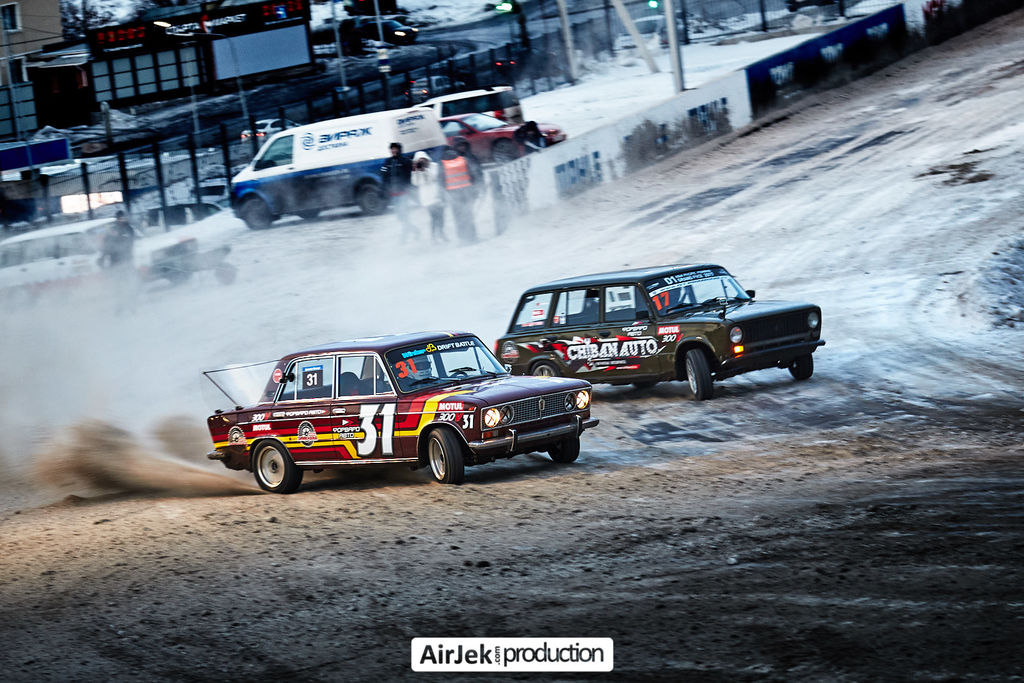 There were a few big names in the Winter Drift Battle and at Zimkhana. How did they perform?
