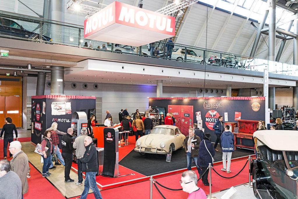 Klassische Fahrzeuge, Leidenschaft und historischer Rennsport mit Motul