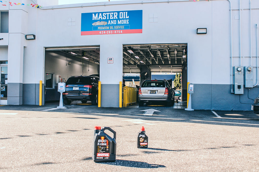 Master Oil and More in Los Angeles teams up with Motul as partner for their premium cars