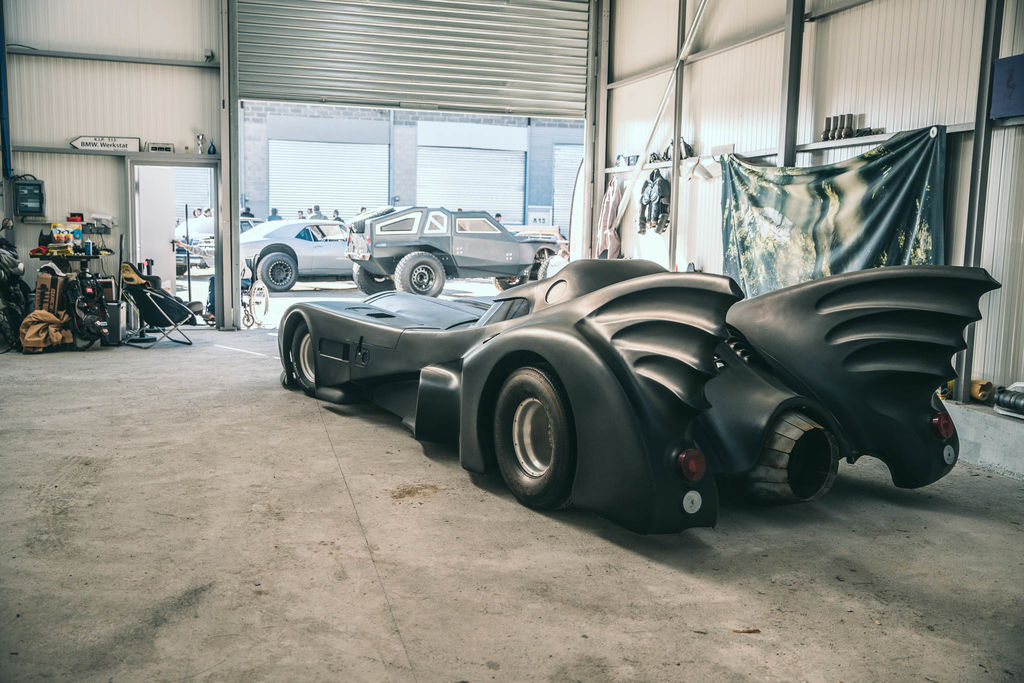 Meet Franck Galiègue, who owns a collection of Hollywood stars on wheels.