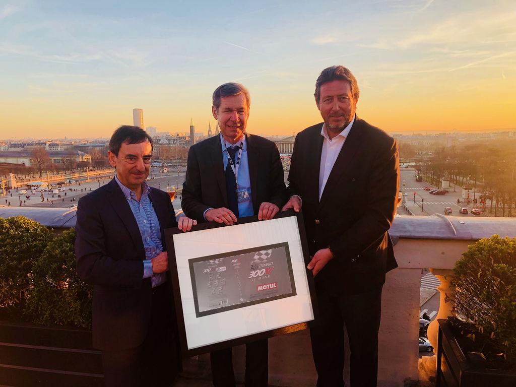 ACO, FIA WEC y Motul renuevan su Alianza