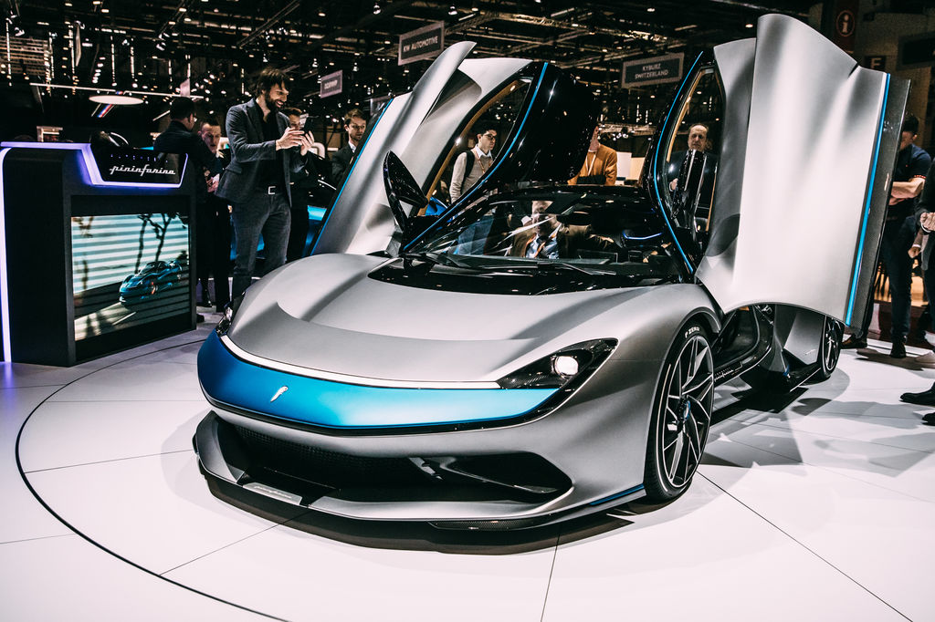1: The Automobili Pininfarina Battista