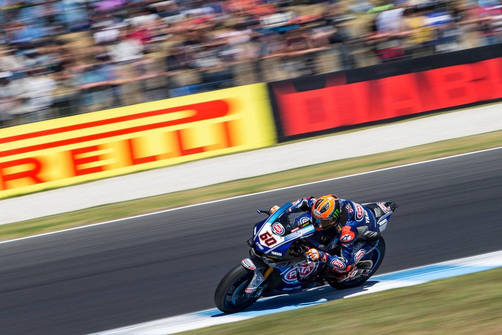 Pata Yamaha WorldSBK Team confident after Phillip Island