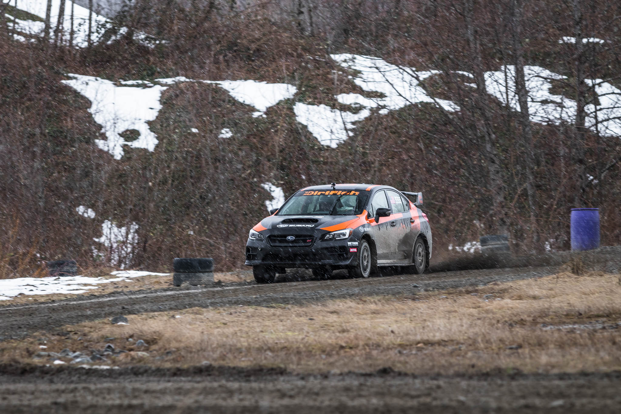 It's often said that rally drivers are a different breed. Do you agree?