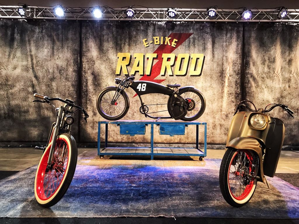What's your next step? Where do you see the Rat Rod E-bike going next?