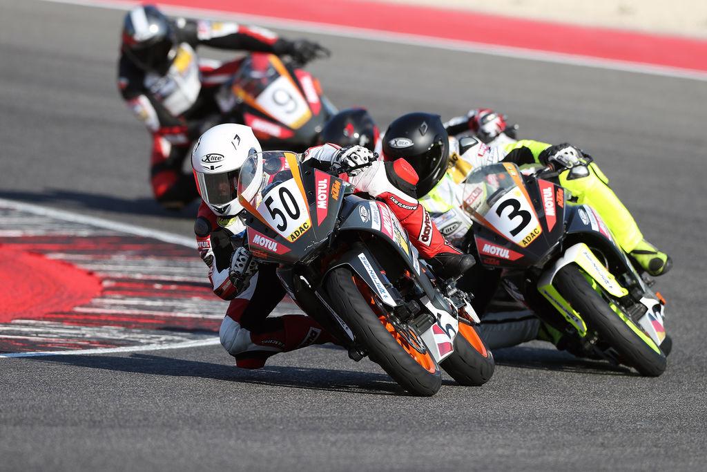 Motul fördert in Zusammenarbeit mit dem ADAC Nachwuchstalente im Motorsport
