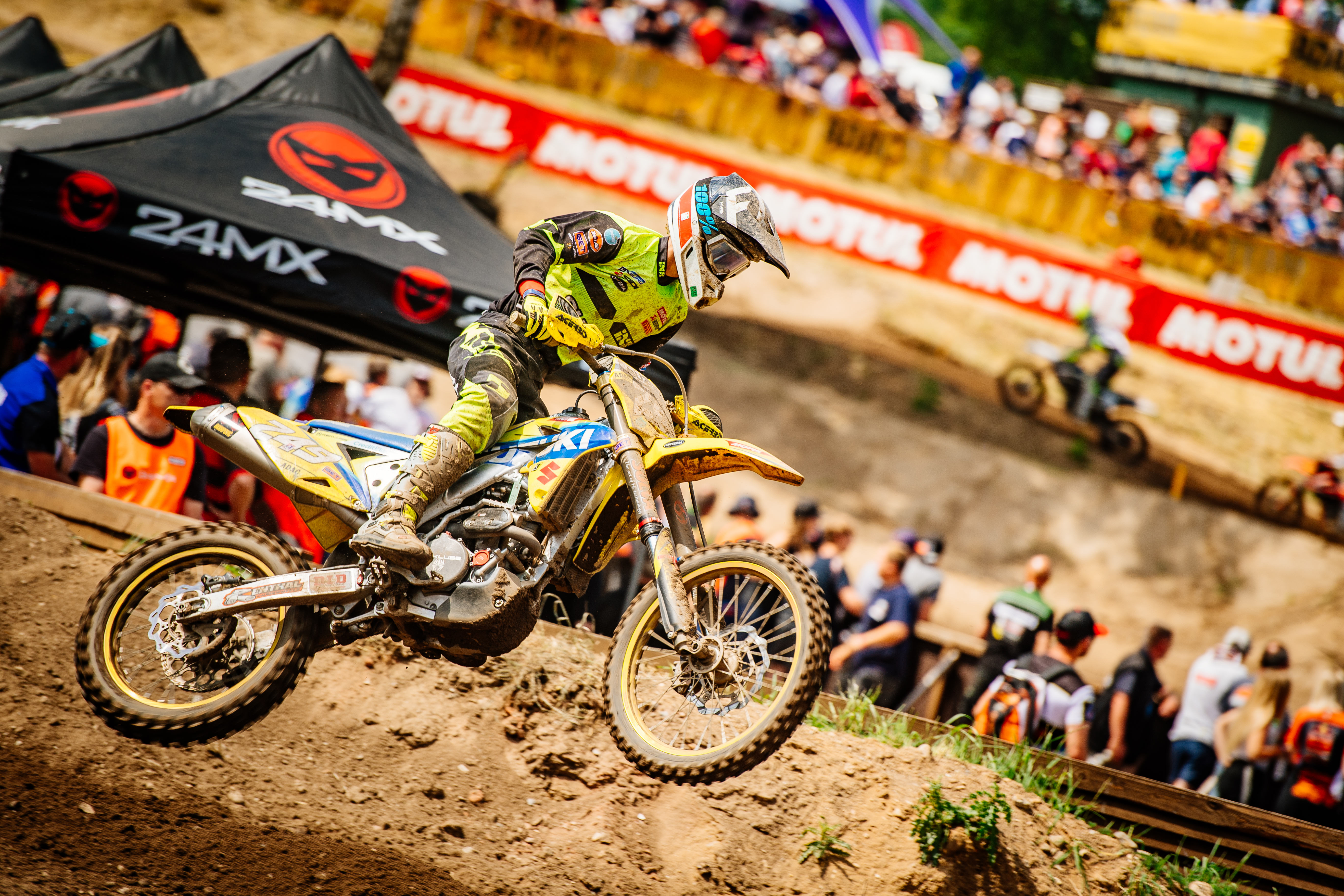Internationale Königsklasse MX Masters