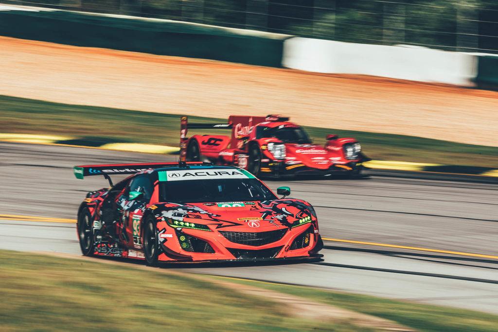 Motul Petit Le Mans: 9 - 12 October