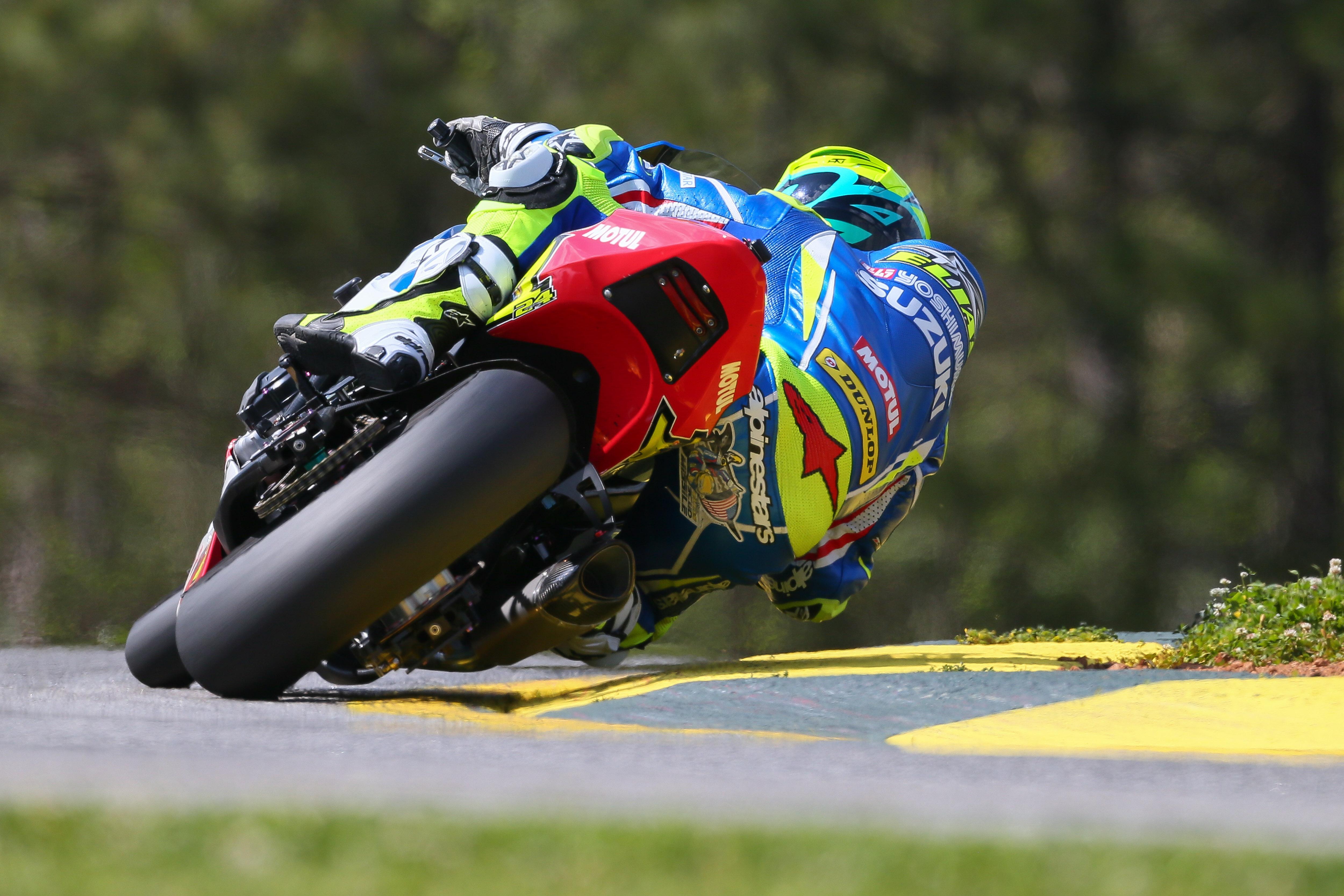 Suzuki racing: as ambitious as ever!