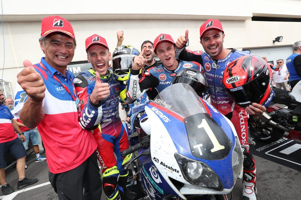 Honda Pro Racing: blood, sweat and gears!