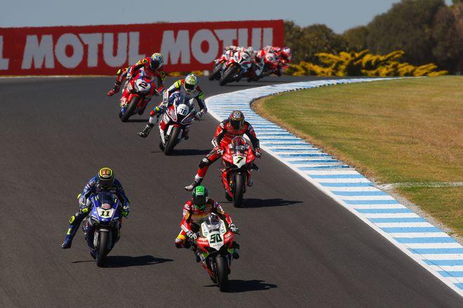 Motul desembarca en MotorLand Aragón con el prestigioso Mundial WSBK de Superbikes