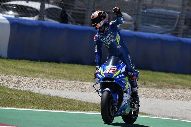 Motul feiert Suzuki MotoGP™ Sieg in Texas