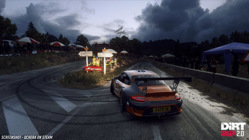 Are you ready to try out a Group B rally car?