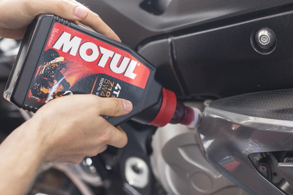 Cuidado y mantenimiento del motor