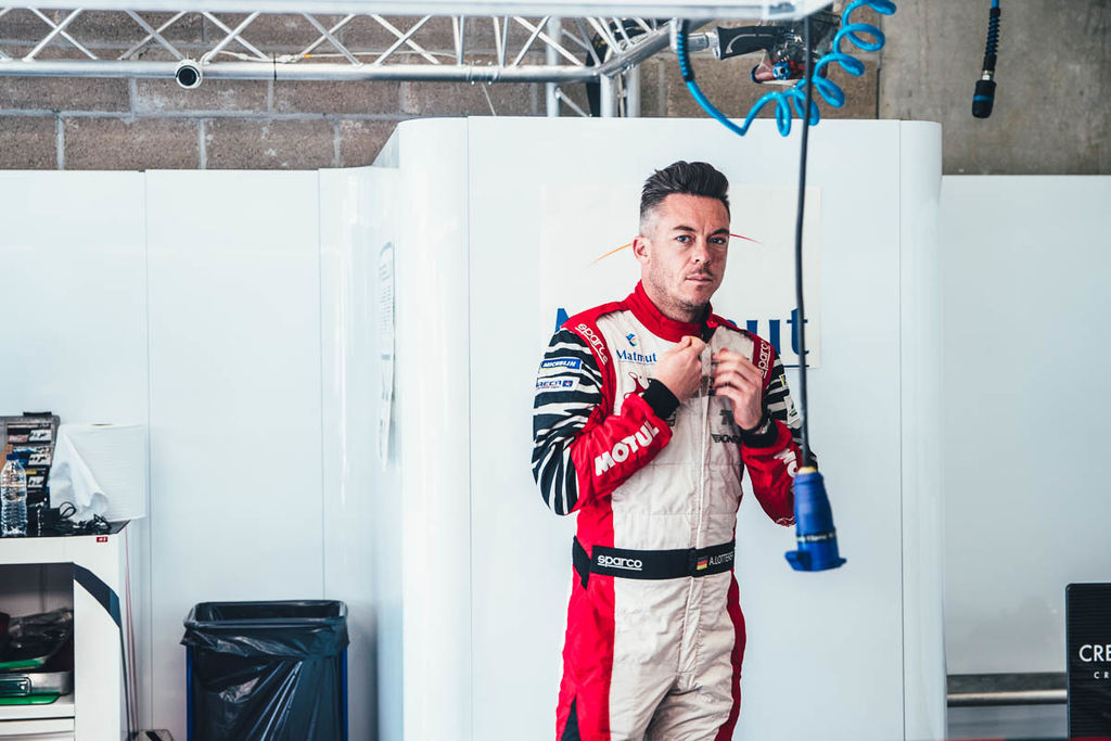 Andre Lotterer: Spa is always the dress rehearsal for Le Mans