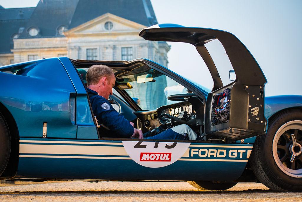 Tour Auto Optic 2000: La grande fête