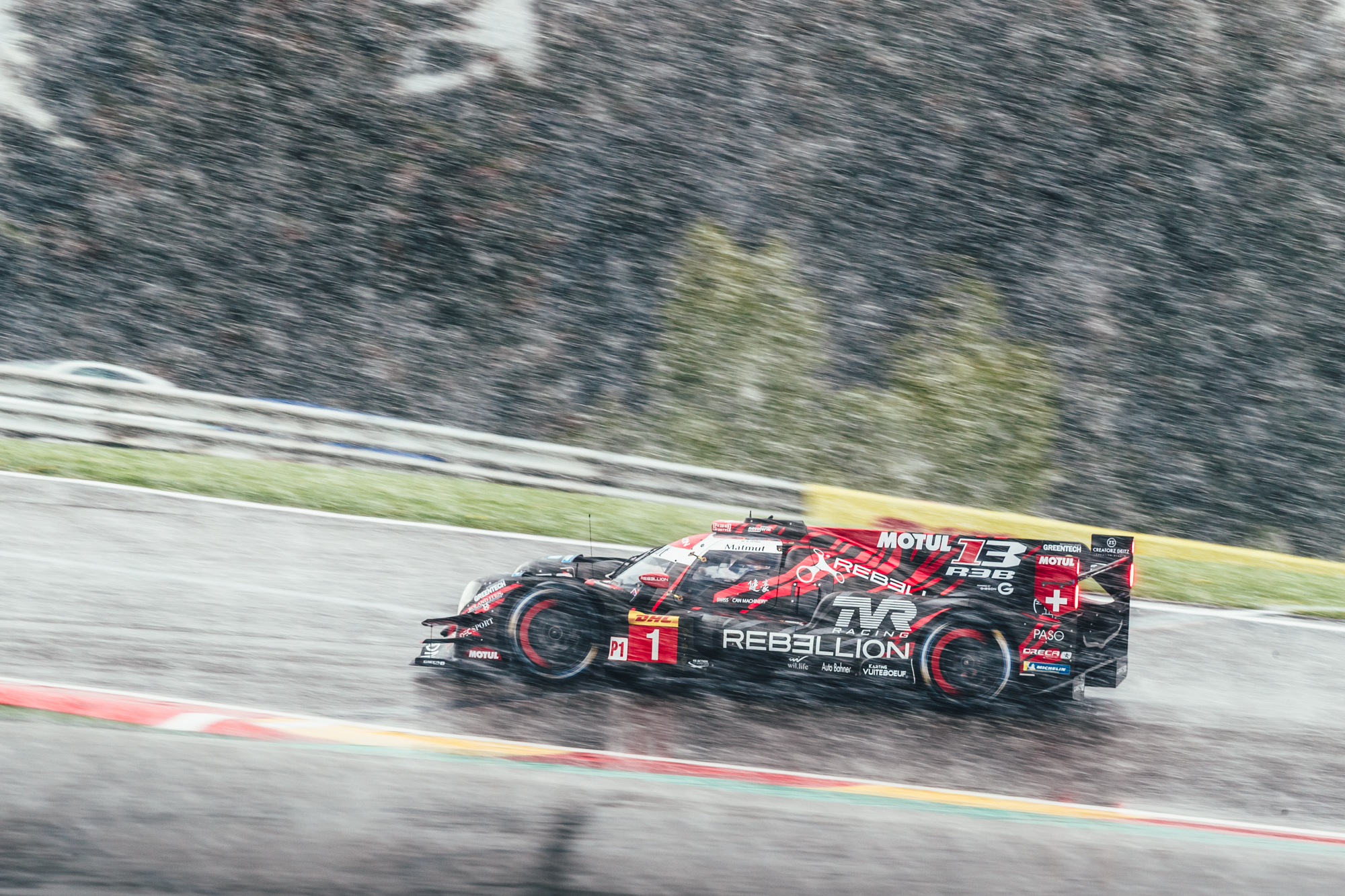 Motul - News/ The Drum - FIA WEC in Spa almost became