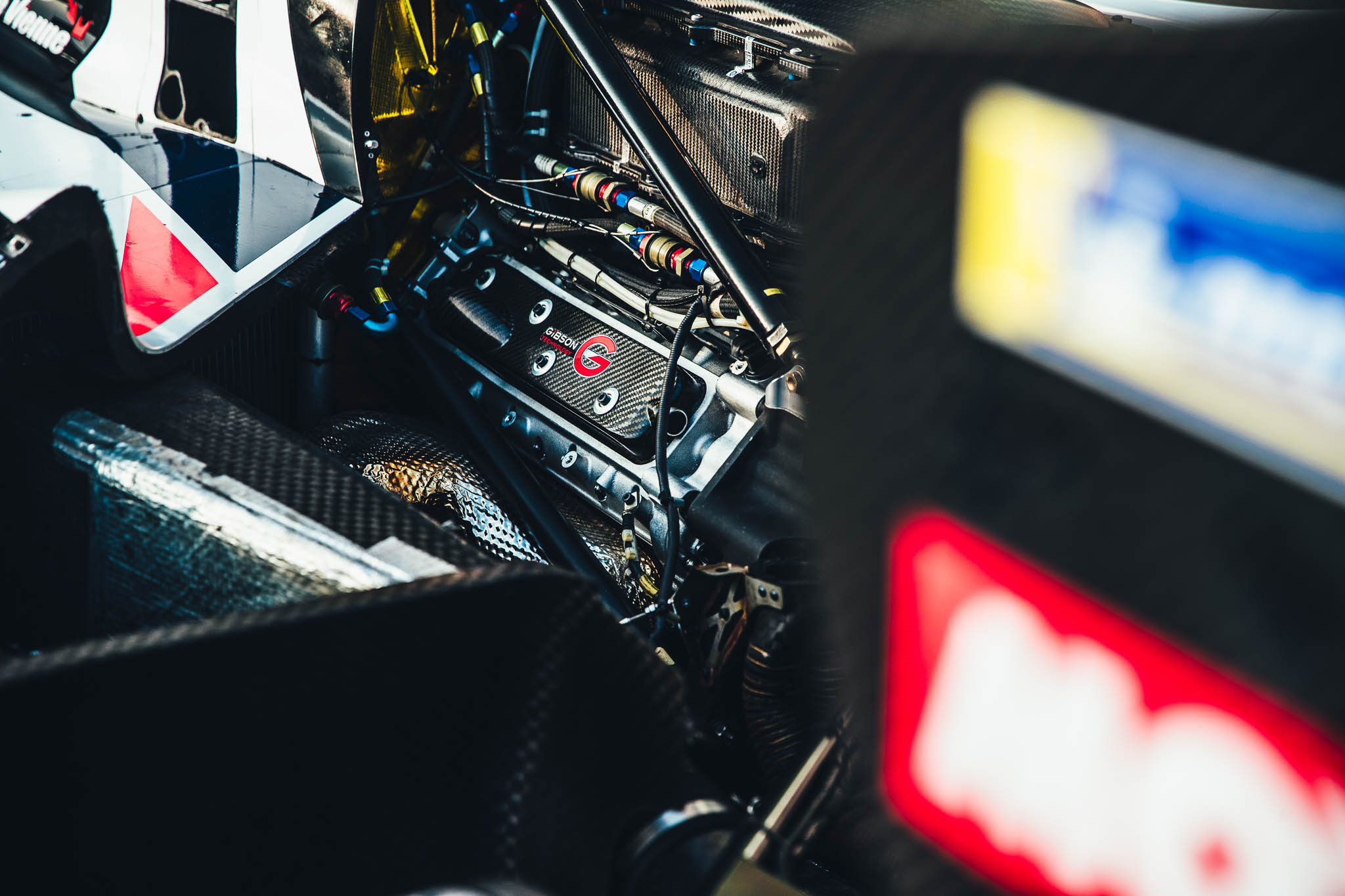 Gibson Technology: manufacturing reliable racing engines