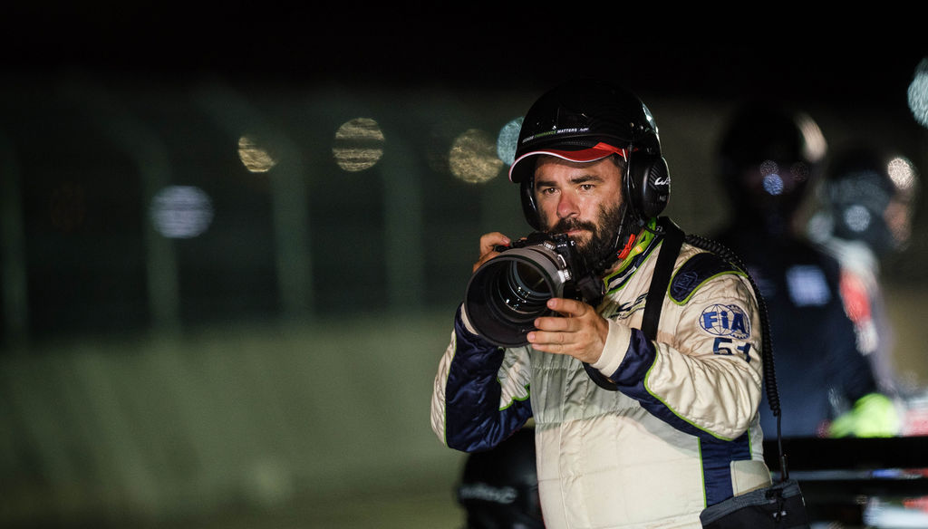 How did you end up as a photographer in motorsport?