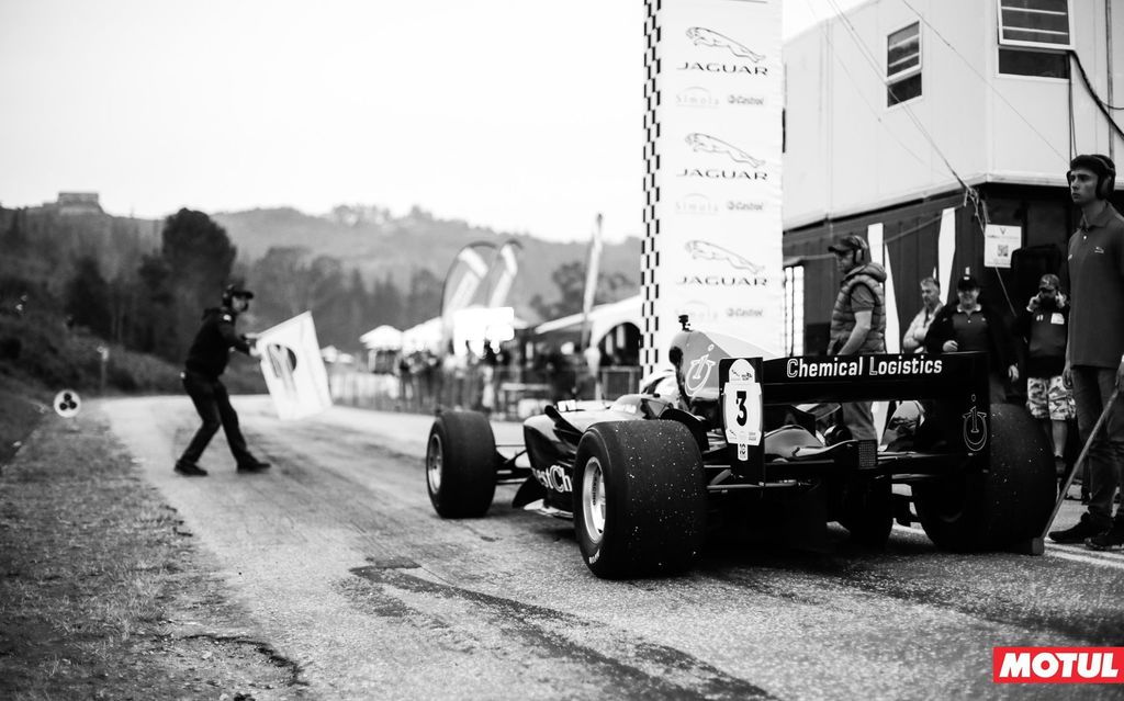 Ten years of roaring engines at the Jaguar Simola Hill climb