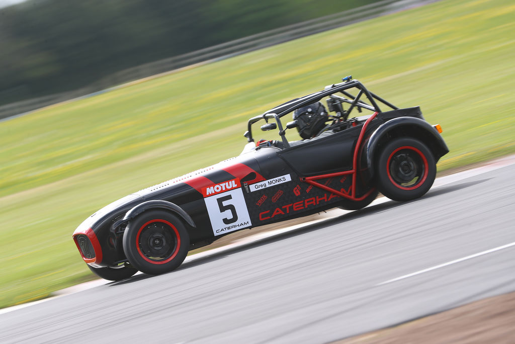 Motul and Caterham team up in a partnership that was written in the stars!
