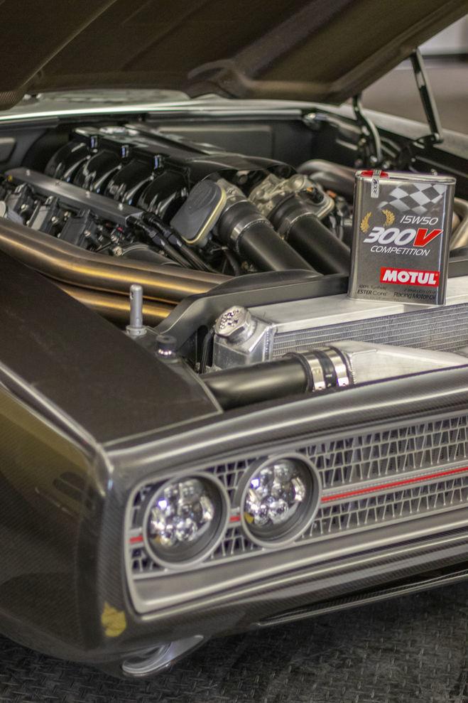 Motul Announces Technical Partnership with SpeedKore Performance Group
