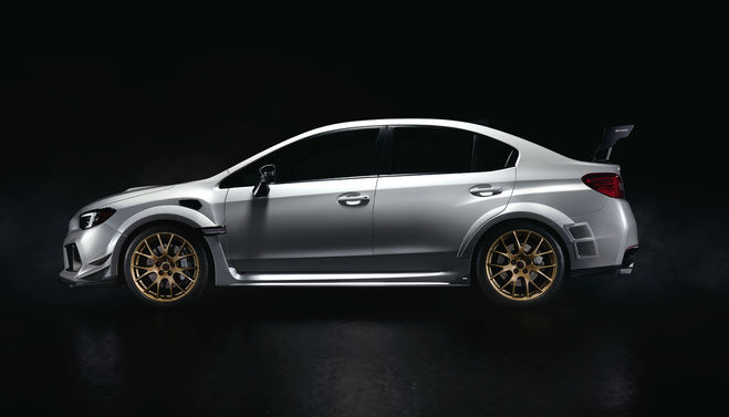 Limited Edition STI S209 Comes To The US Market with Motul 300V