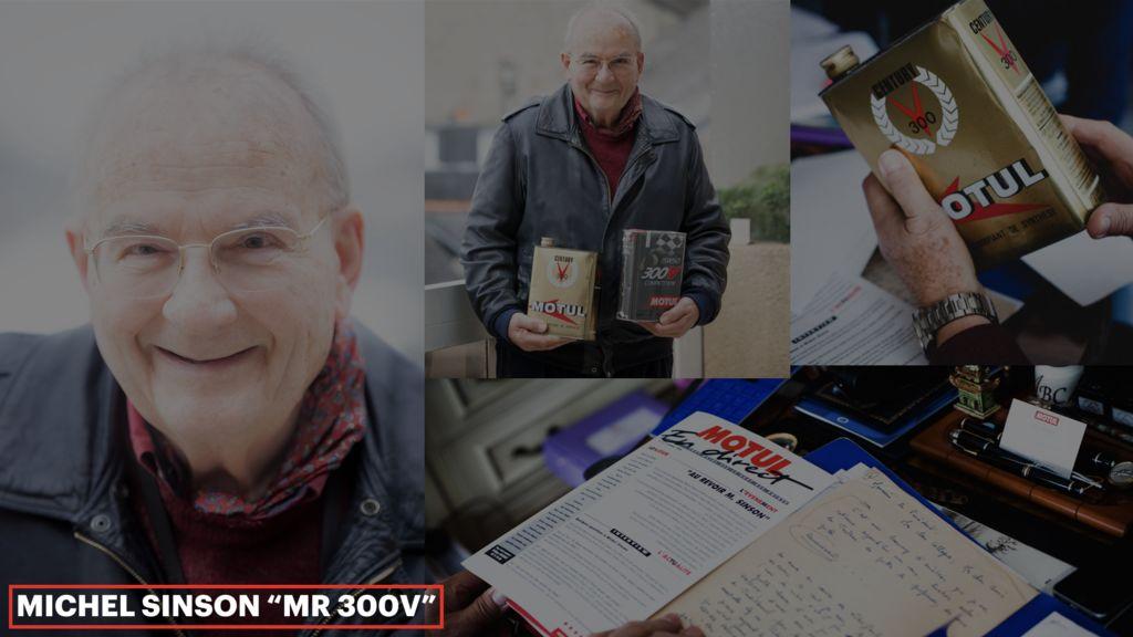 "Au revoir ""Mr 300v"""