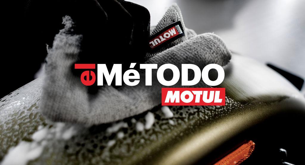 MIMA TU MOTO CON MOTUL MC CARE ™ EN GIJÓN MOTOWEEKEND