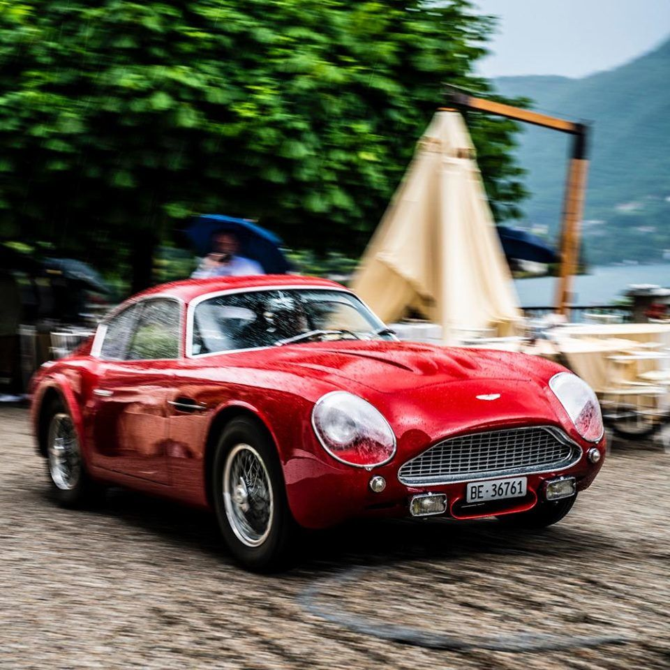 Icons at the Shores of Lake Como