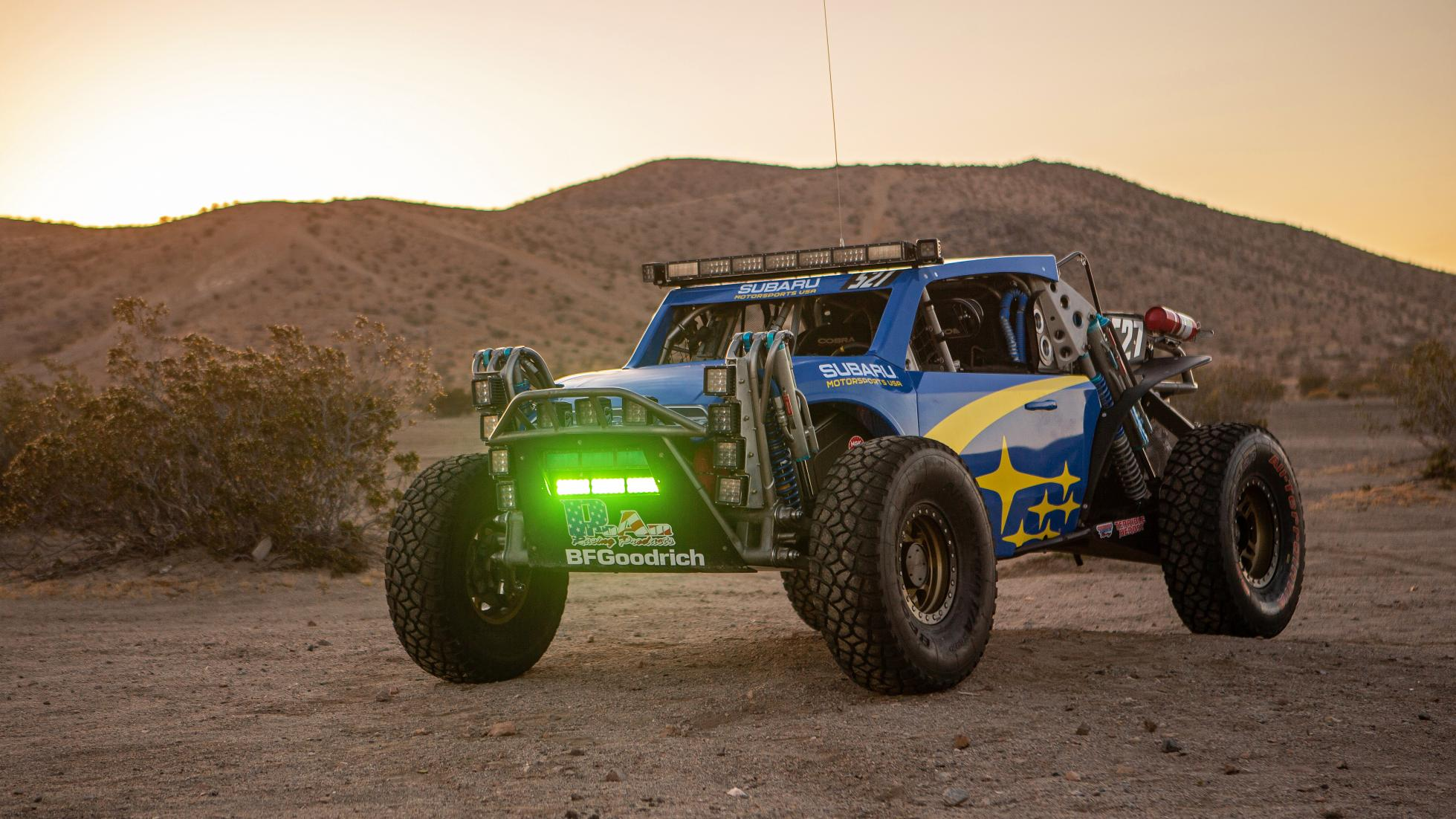 Grabowski Brothers conquer the Baja 500