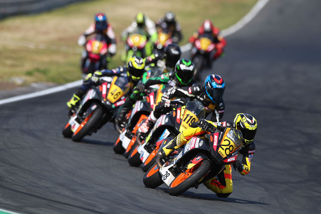 ADAC Junior Cup powered by KTM