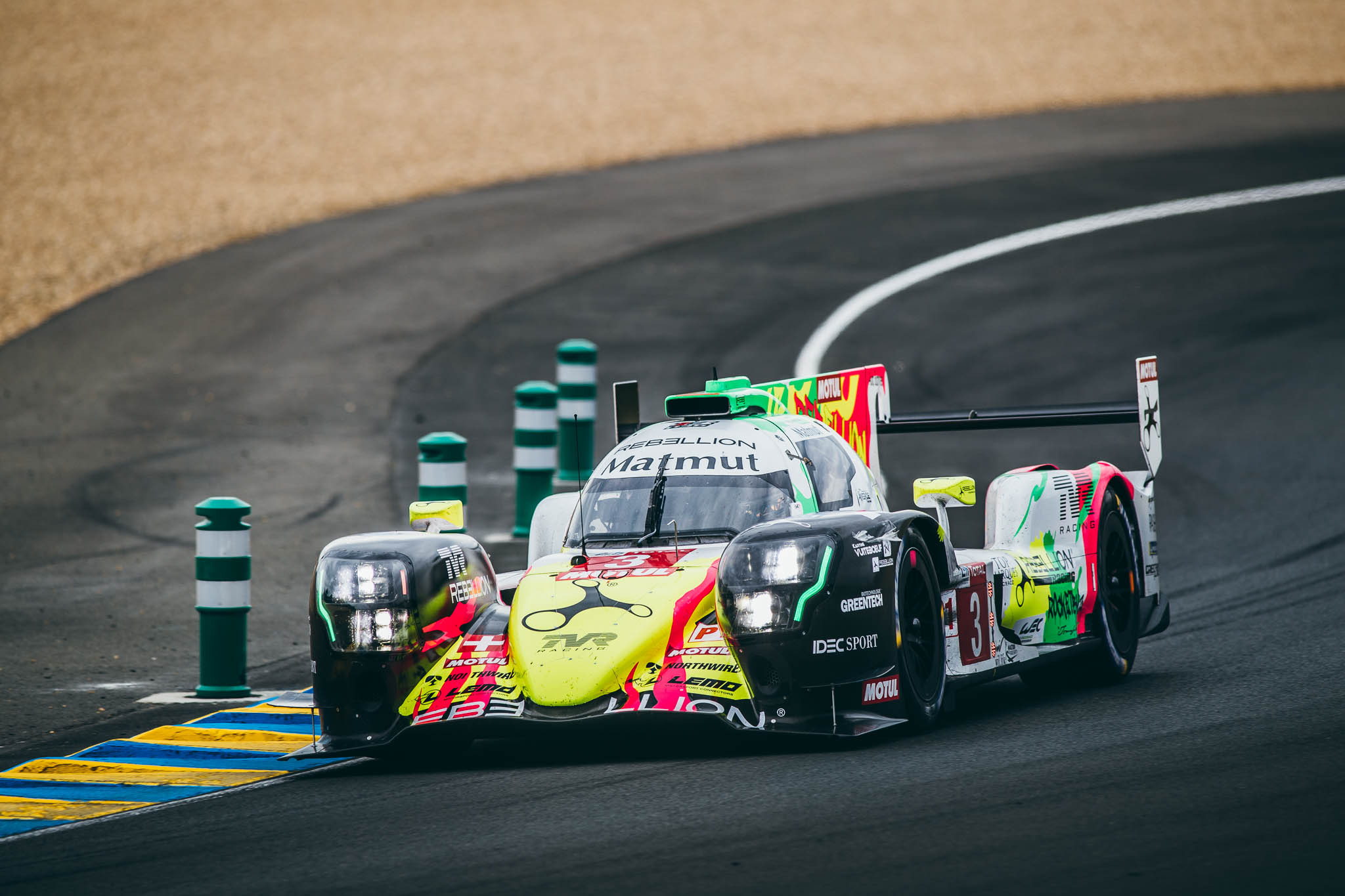 Motul - News/ The Drum - THE REVVING HEARTS OF THE LMP1