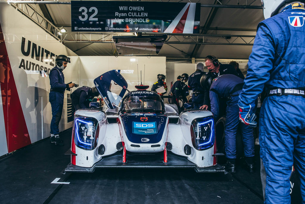 You have multi-year contract for LMP2, right?
