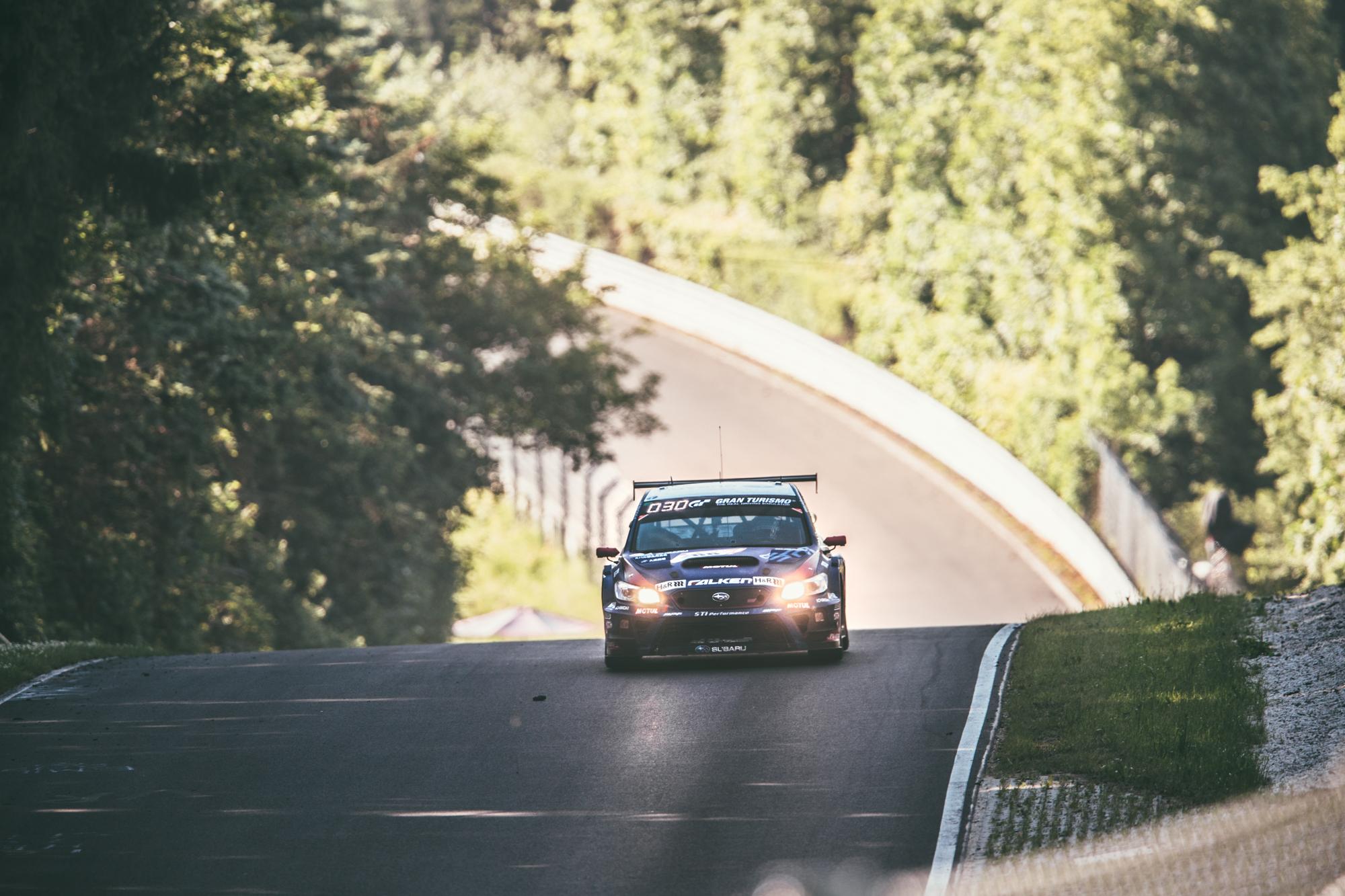 Klassensieg für Subaru WRX STi