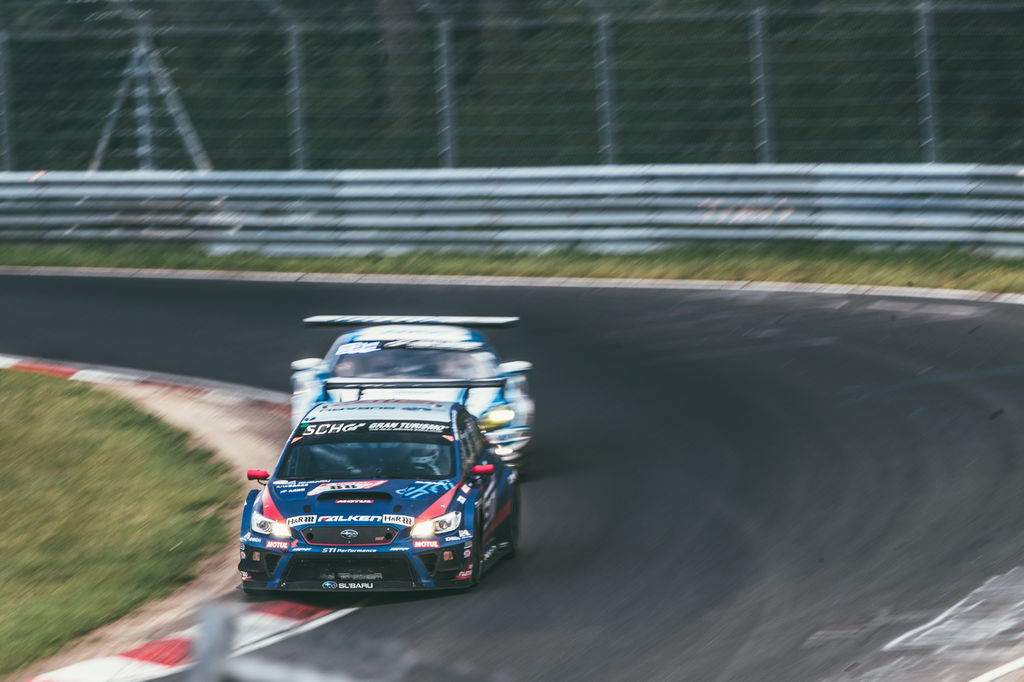 Motul teams impress with strong performances at the Nürburgring