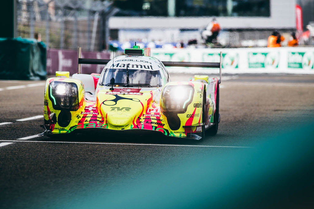 The staggering numbers that sum up the 24 Hours of Le Mans 2019