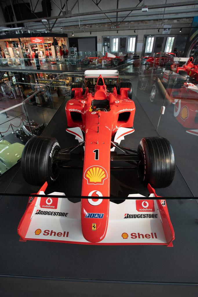 Ein Muss für Schumacher Fans